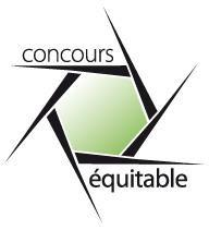 Logo concours quitable clair